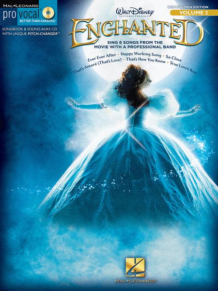 Enchanted (Book and Performance/Accompaniment CD)