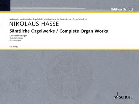 Complete Organ Works - Volume 16