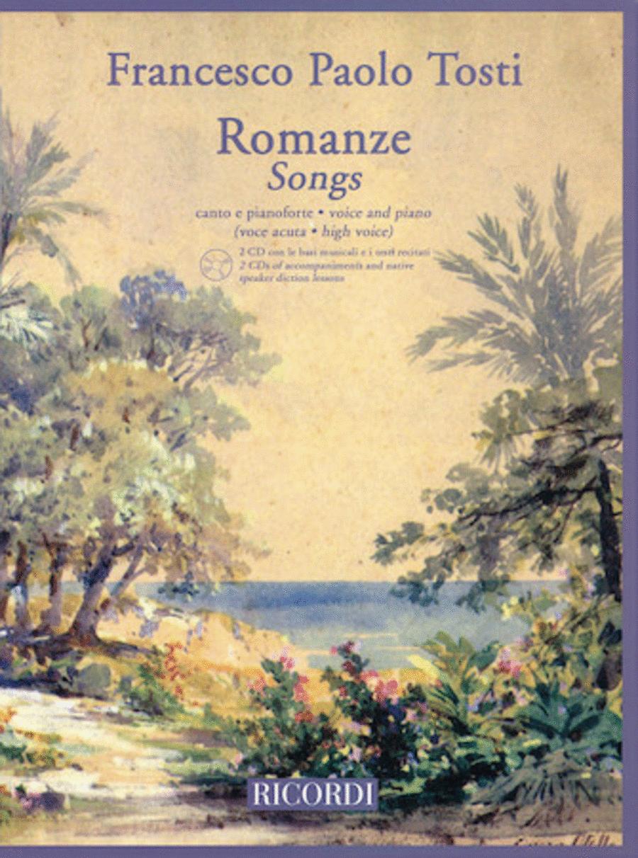Francesco Paolo Tosti - Romanze