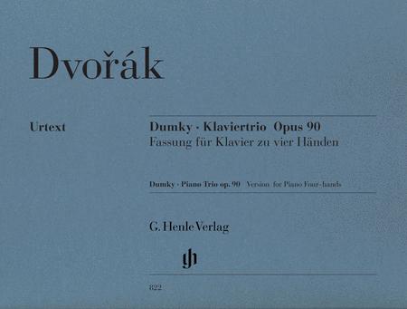 Dumky Piano Trio, Op. 90