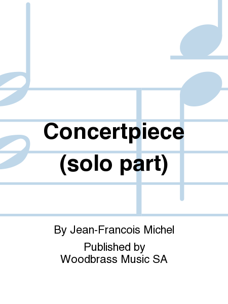 Concertpiece (solo part)