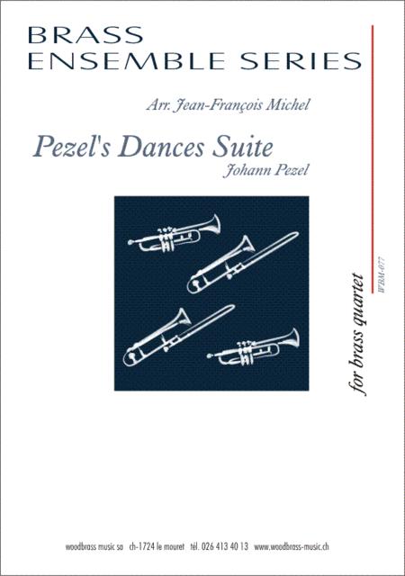 Pezel's Dances Suite