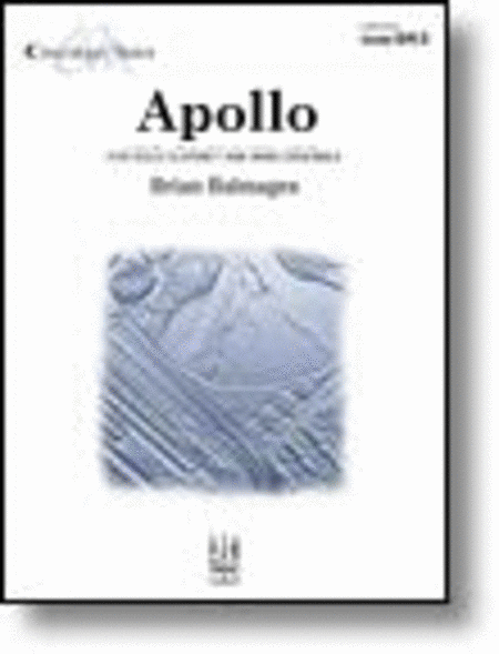 Apollo (for Soprano Saxophone and Wind Ensemble)