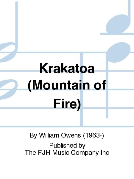 Krakatoa (Mountain of Fire)