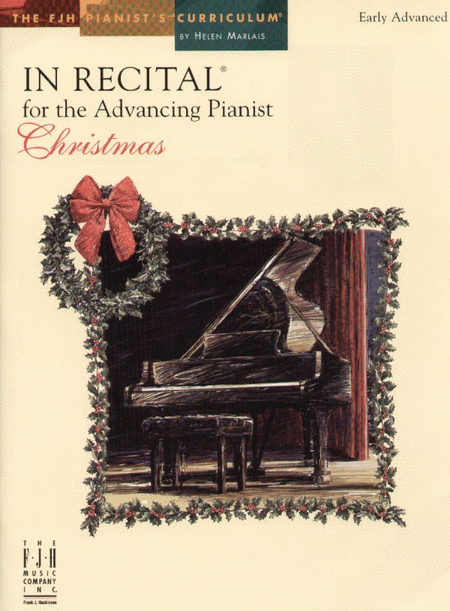 In Recital! for the Advancing Pianist, Christmas