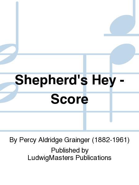 Shepherd's Hey - Score