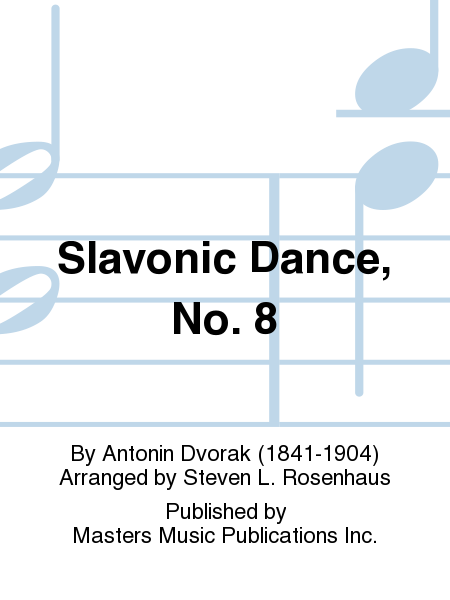 Slavonic Dance, No. 8