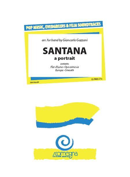 Santana, a Portrait