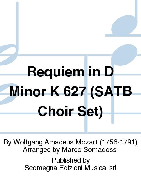 Requiem in D Minor K 627 (SATB Choir Set)