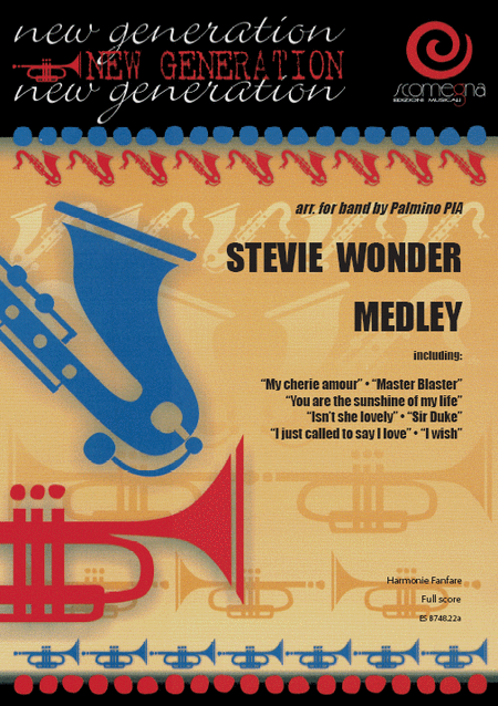 Stevie Wonder Medley