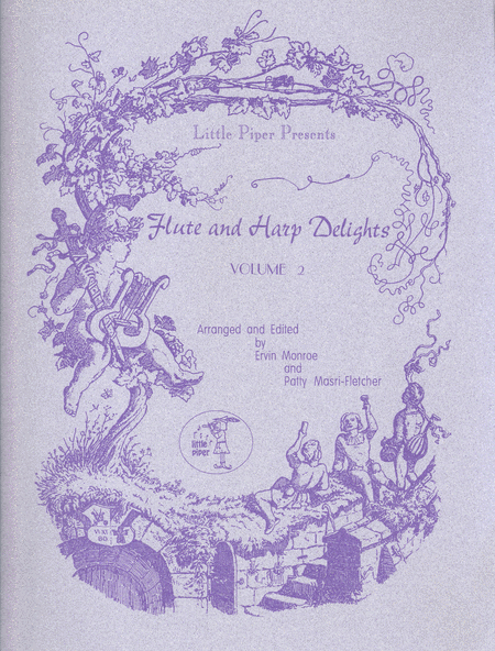 Flute and Harp Delights, Volume 2