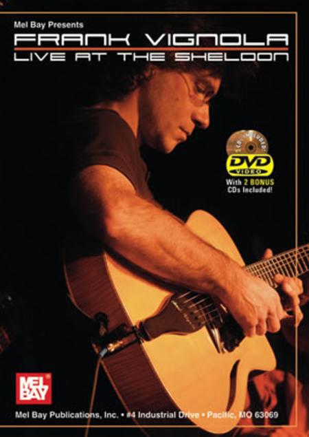 Frank Vignola: Live at the Sheldon