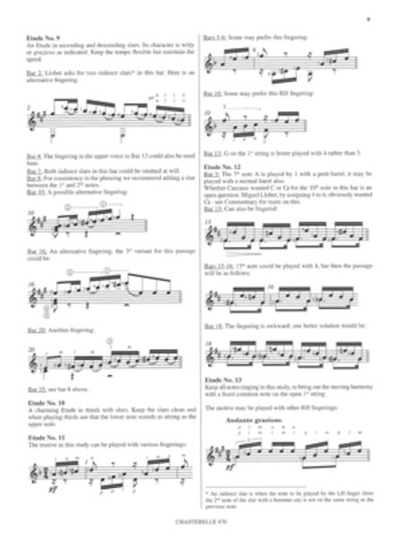 Matteo Carcassi - 25 Etudes Melodiques Op. 60