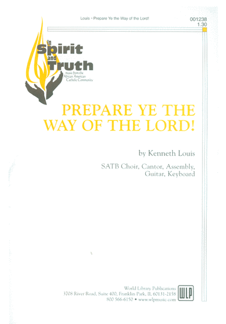 Prepare Ye the Way of the Lord!
