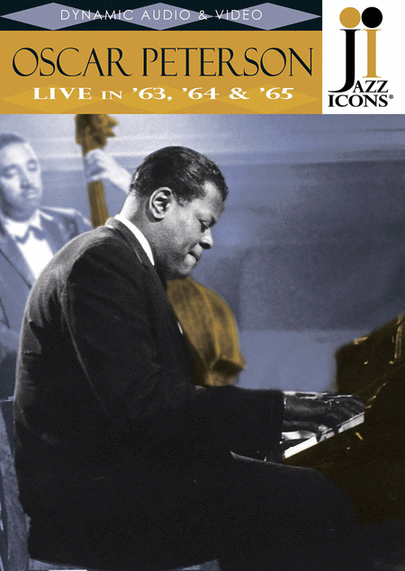 Oscar Peterson - Live in '63, '64 & '65