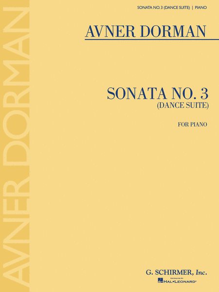 Sonata No. 3 (Dance Suite)