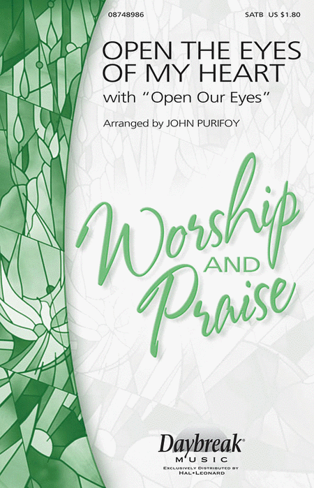 Open the Eyes of My Heart (with Open Our Eyes, Lord)