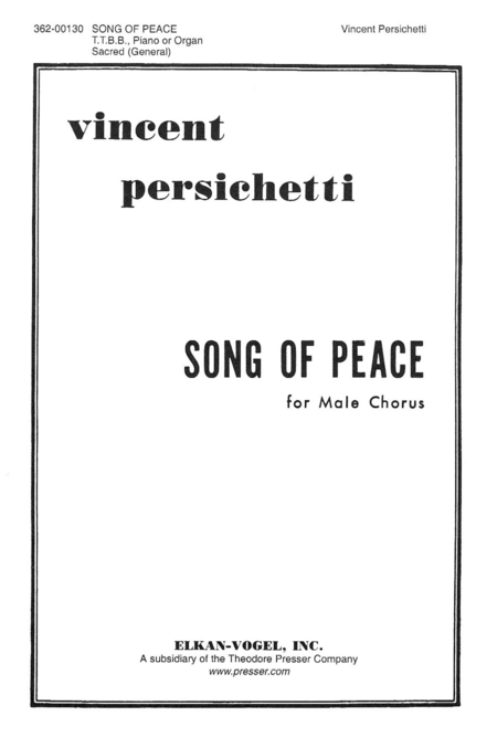 Song of Peace