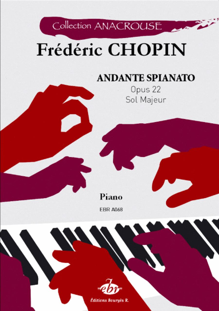 Andante Spianato Opus 22 Sol Majeur