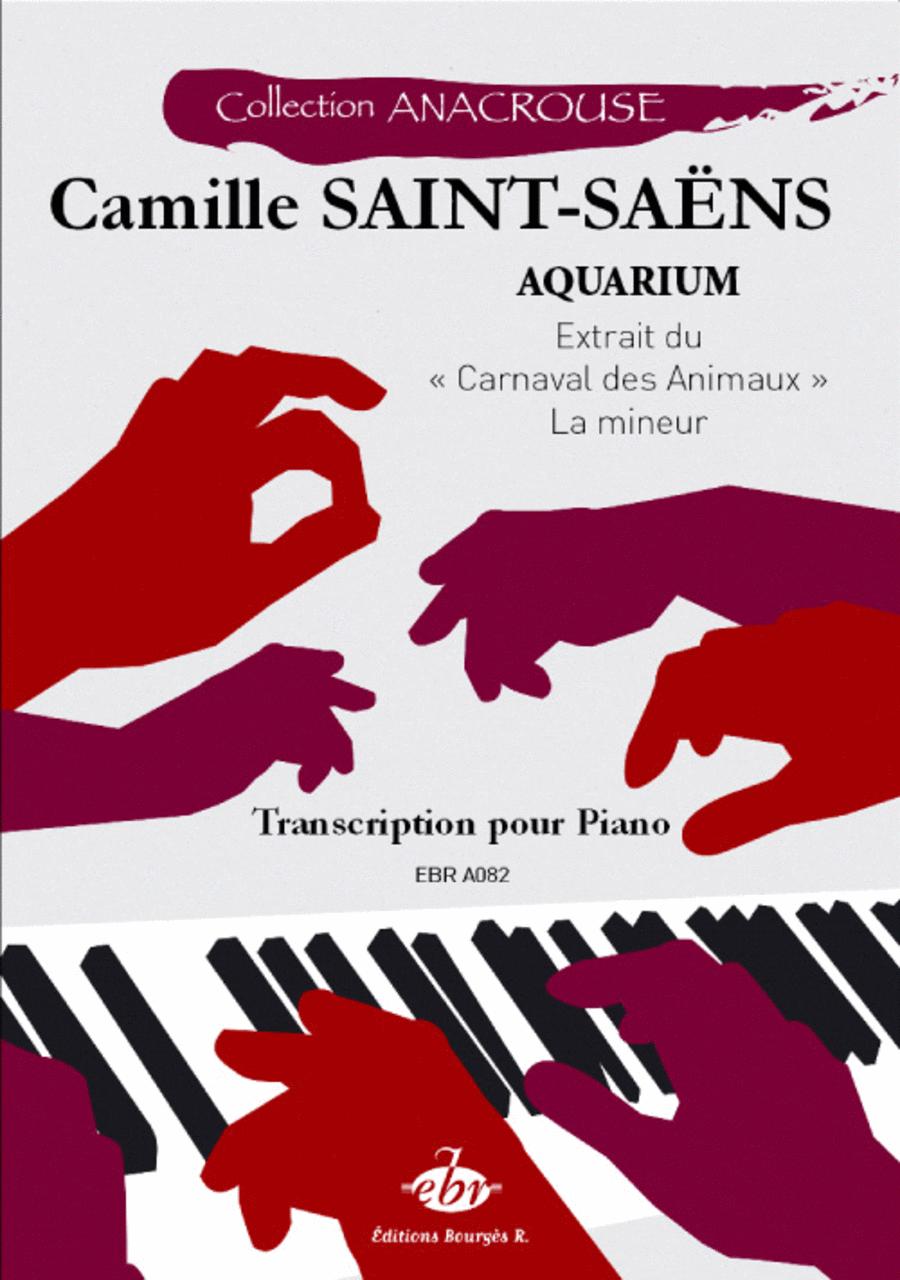Aquarium, Extrait du