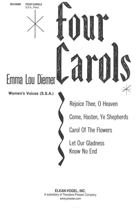 Four Carols