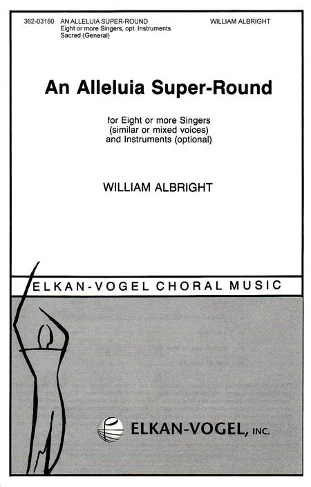 An Alleluia Super-Round