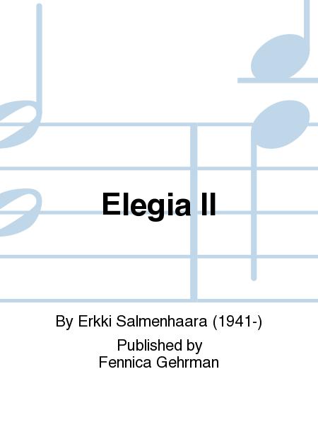 Elegia II
