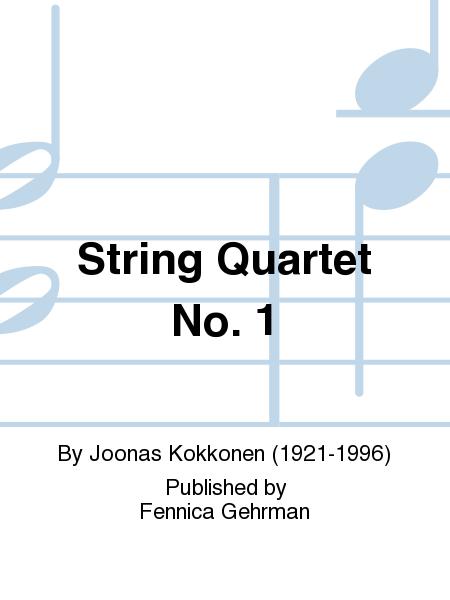 String Quartet No. 1