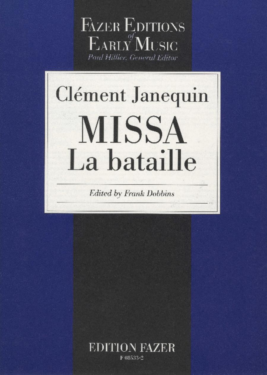 Missa La Bataille