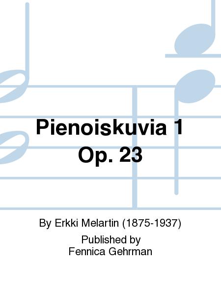 Pienoiskuvia 1 Op. 23