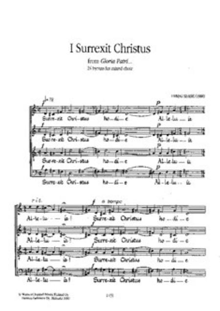 Surrexit Christus / Omnis Una