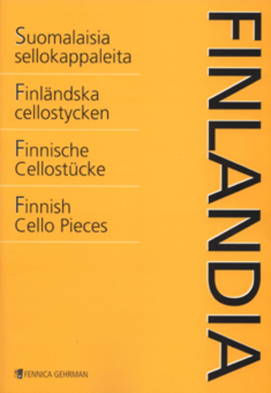 Finlandia, Finnish Cello Pieces