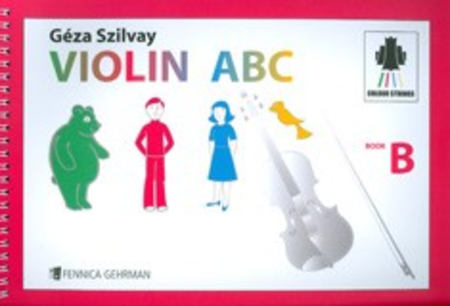 Colourstrings Violin ABC, Book B