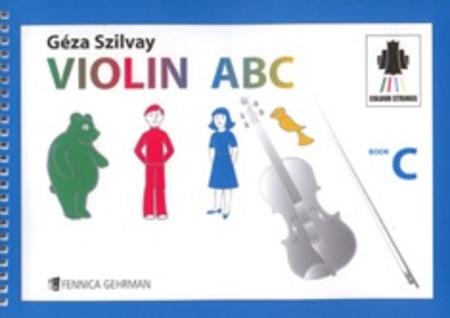 Colourstrings Violin ABC, Book C