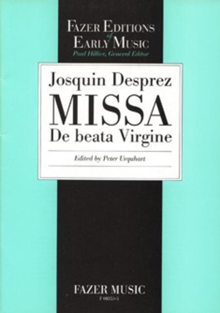 Missa De Beata Virgine