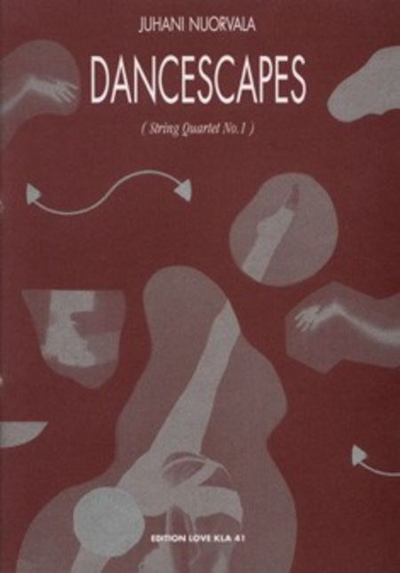 Dancescapes - String Quartet No. 1
