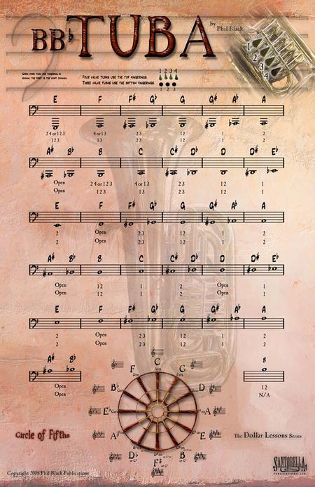 Instrumental Poster Series - Tuba