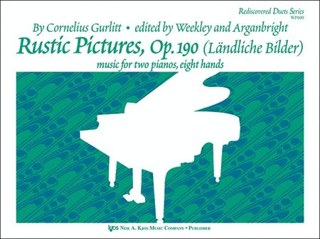 Rustic Pictures, Op. 190 (Gurlitt)