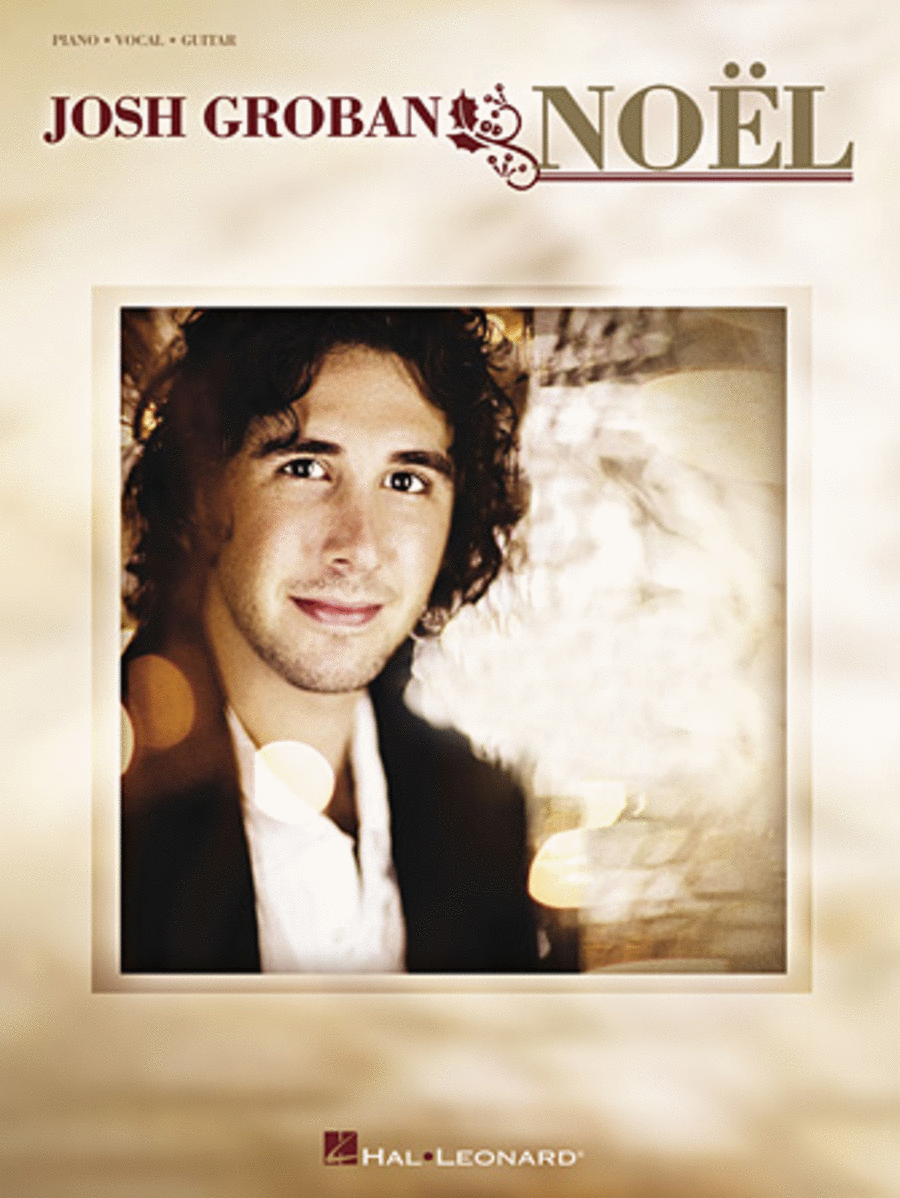 Josh Groban - Noel Sheet Music By Josh Groban - Sheet Music Plus