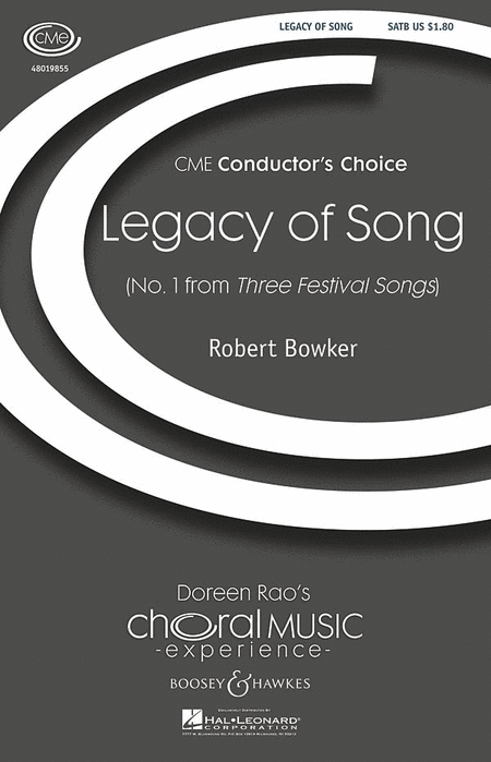 Legacy of Song