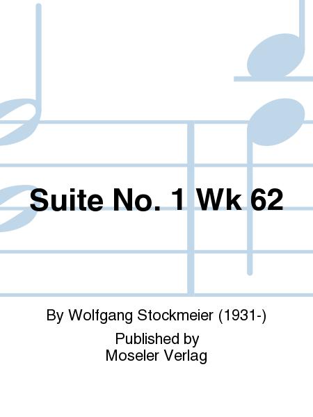 Suite No. 1 Wk 62