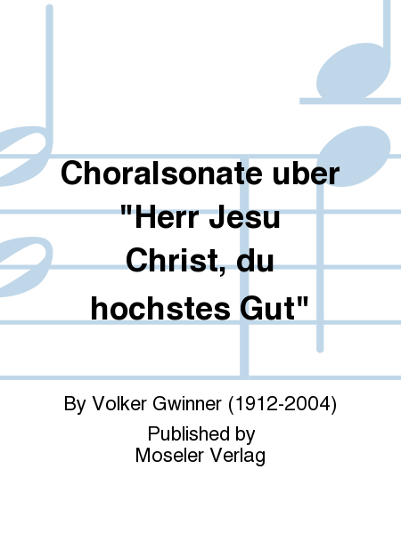 Choralsonate uber
