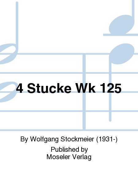 4 Stucke Wk 125