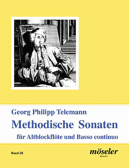 Methodische Sonaten Band 3