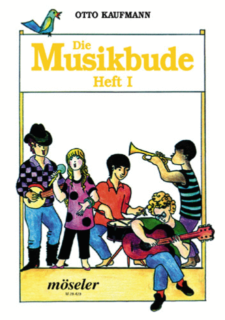 Die Musikbude Heft 1