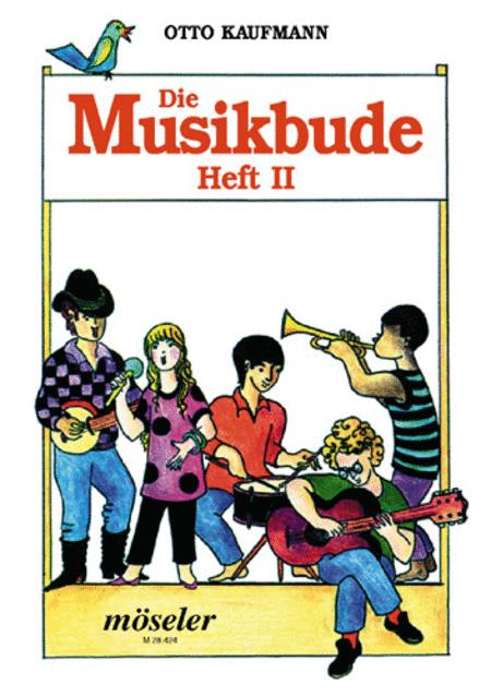 Die Musikbude Heft 2