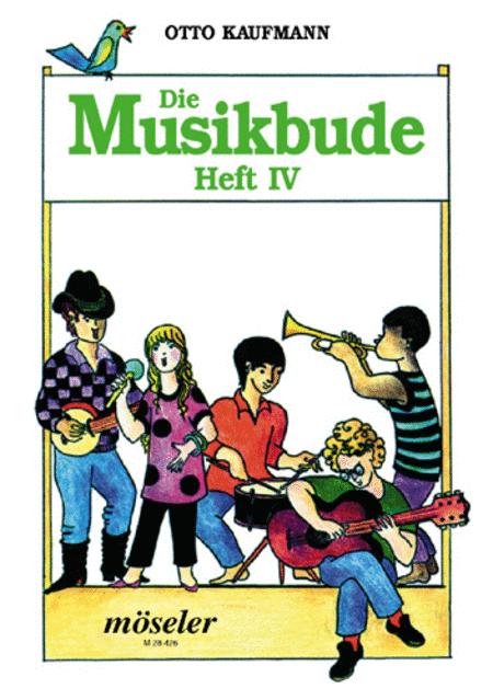 Die Musikbude Heft 4