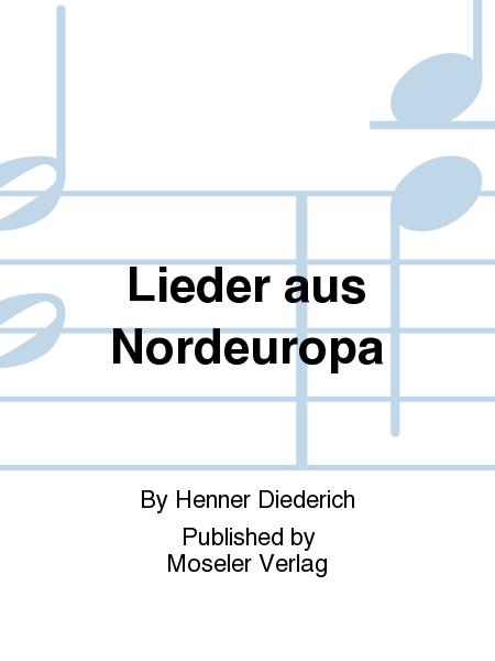 Lieder aus Nordeuropa