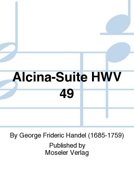 Alcina-Suite HWV 49