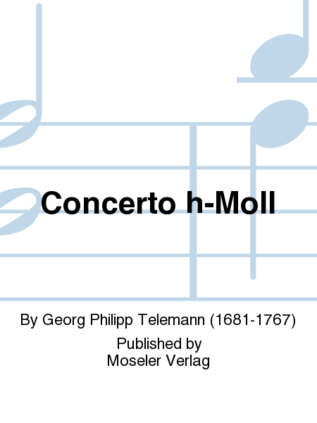 Concerto h-Moll